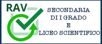 RAV SECONDARIA DI I GRADO E LICEO SCIENTIFICO
